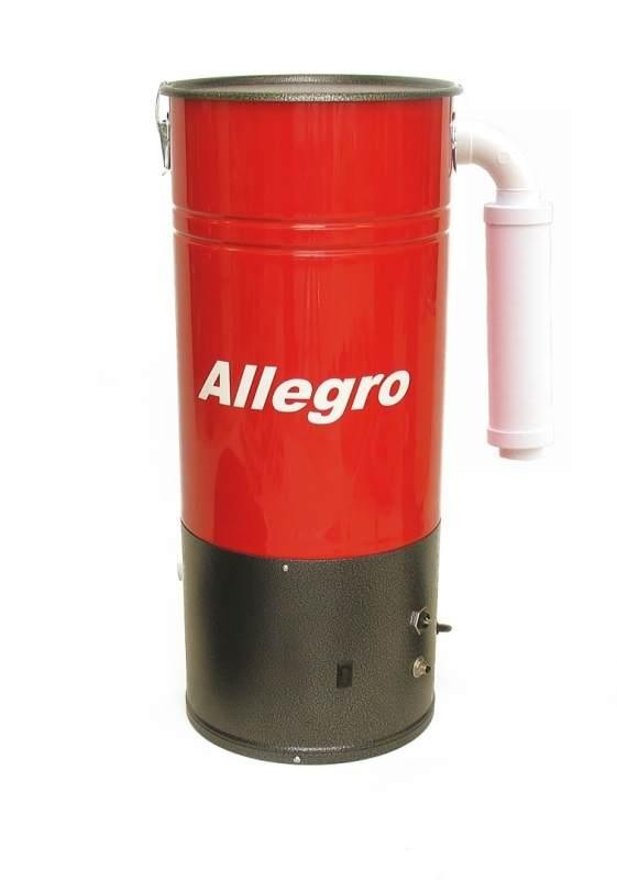Odkurzacz centralny Allegro Acoustic Compact MUA39E